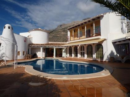 3 Slaapkamer Villa in Altea