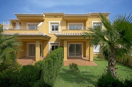 Classic and mediterranean apartments with 2 bedrooms in Benitachell