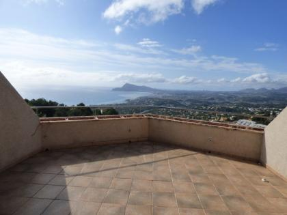 2 Slaapkamer Appartement in Altea