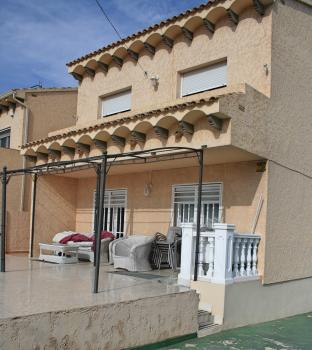 5 Slaapkamer Semi detached in La Nucia