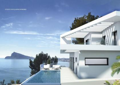 4 Slaapkamer Villa in Altea