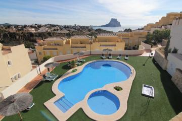 3 bedroom Townhouse in Calpe