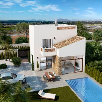 3 bedroom Villa in Benijofar