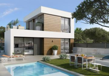 New project with 3 bedrooms in Campello