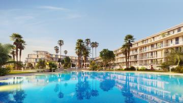 1,2 and 3 bedroom apartment in Denia