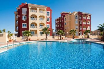 Apartment in Costa, Los Alcazares