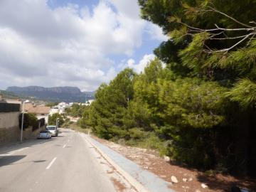 Plot, great Investment opportunity in Calpe