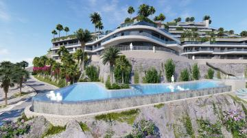 Beautiful penthouses with 1, 2 or 3 bedrooms in Isla del Fraile
