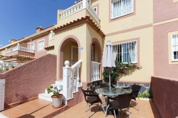 South Facing Townhouse with Solarium in Gran Alacant