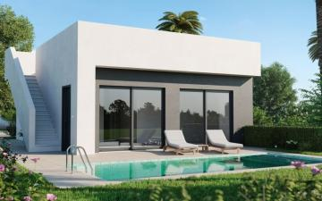 Detached Front Line Golf Villa in Alhama de Murcia