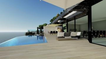 New Project of Villa in Calpe with 4 bedrooms