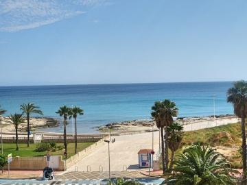 A three bedroom apartment in Calpe