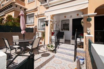 Traditional 3 Bedroom Golf Course Duplex in Villamartin