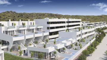 Contemporary Townhouses with Sea Views in Guardamar