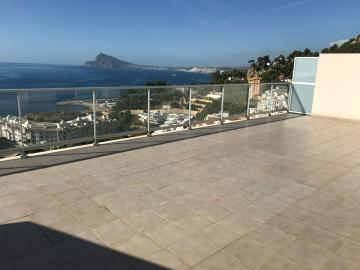 2 bedroom penthouse in Altea