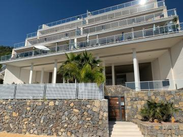 Gemeubileerd appartement in Altea
