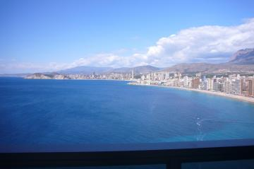 Fantastic flat in Benidorm for long term