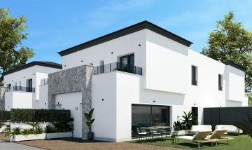 Stylish 2 or 3 Bedroom Townhouses in Gran Alacant