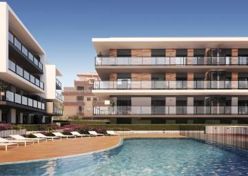 2/3 bedroom apartments with all facilities nearby in Javea.