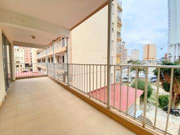 A 1-bedroom apartment in Calpe
