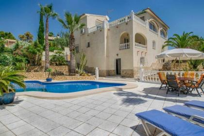 5 Soverom Villa in Altea